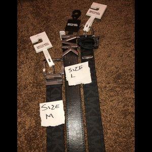 Other - Belts several models Mk levis